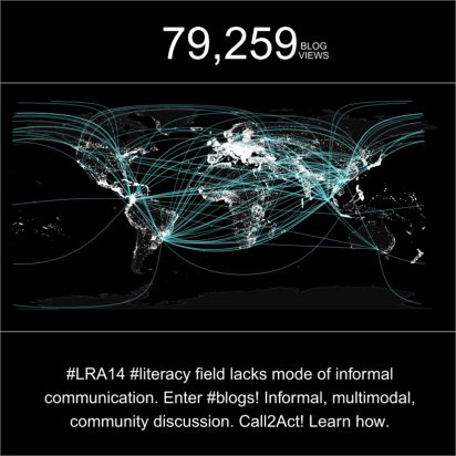 LRA 2014- Communication Nomads: Blogging to Reclaim Our Academic Birthright